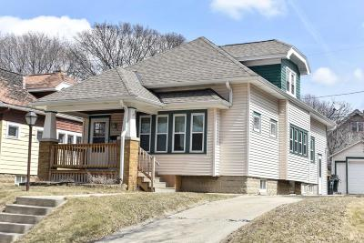 Milwaukee County Single Family Home For Sale: 2458 N 68th St