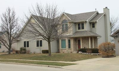 Kenosha Single Family Home Active Contingent With Offer: 4728 27th St