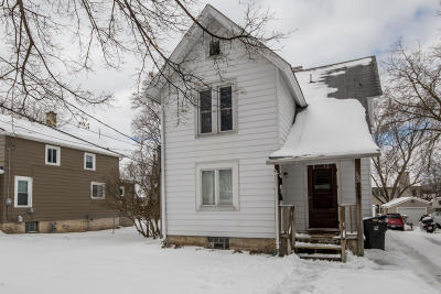 Waukesha County Two Family Home For Sale: 320 Barney St