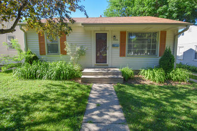 Wauwatosa Single Family Home For Sale: 7704 W Wright St