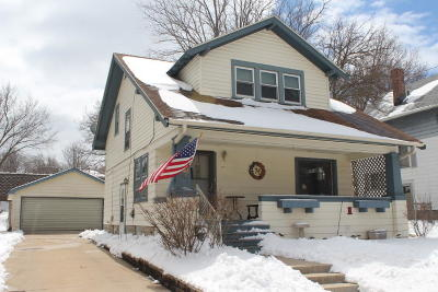 Waukesha County Single Family Home Active Contingent With Offer: 801 Summit Ave