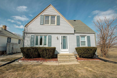 Greenfield Single Family Home Active Contingent With Offer: 3829 S 37th St