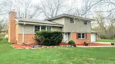 Greendale WI Single Family Home For Sale: $234,900
