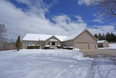 Jefferson County Single Family Home For Sale: W868 County Road Ci