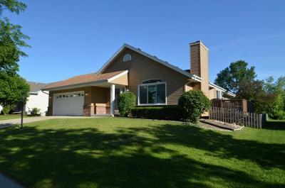 Waukesha Single Family Home Active Contingent With Offer: 1265 River Place Blvd