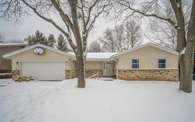 Washington County Single Family Home Active Contingent With Offer: 520 S 18th Ave