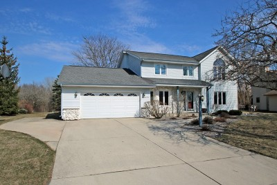 Germantown Single Family Home Active Contingent With Offer: W168n10726 Juniper Dr