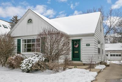 Wauwatosa Single Family Home For Sale: 2022 N 81st Street