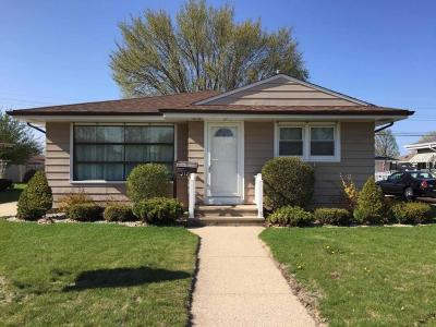 Kenosha County Single Family Home Active Contingent With Offer: 2120 23rd St
