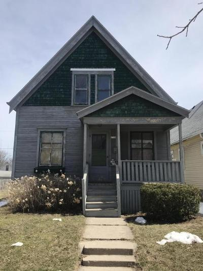 Milwaukee Single Family Home For Sale: 4708 N 36th St