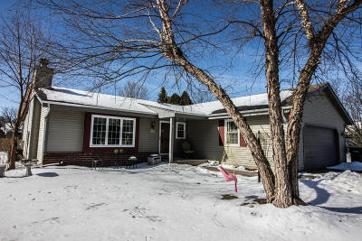 Jackson Single Family Home Active Contingent With Offer: N170w20229 Willow Ridge Dr