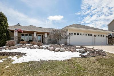 Grafton Single Family Home For Sale: 1737 Valley Dr
