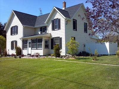 West Bend Single Family Home For Sale: 5750 Main St