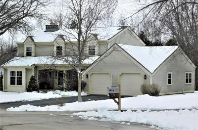 Mequon Single Family Home Active Contingent With Offer: 3422 W Burgundy Ct