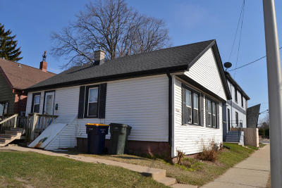West Allis Single Family Home For Sale: 2268 S 57th St