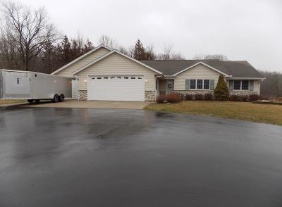 Jefferson County Single Family Home Active Contingent With Offer: N4675 Indian Point Rd