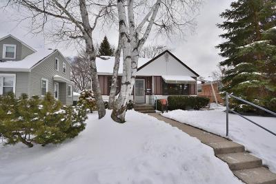 West Allis Single Family Home For Sale: 2924 S 94th St