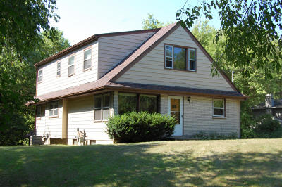 Waukesha County Two Family Home For Sale: S67w25455 Skyline Ave #25457