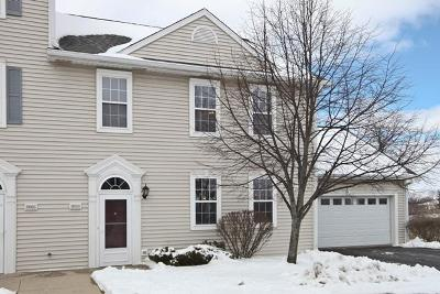 Waukesha Condo/Townhouse Active Contingent With Offer: 2100 Woodbury Cir #12