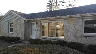 Greenfield Single Family Home For Sale: 3410 S Schauer Ave