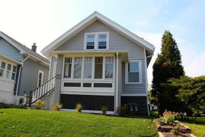 West Allis Two Family Home For Sale: 2153 S 59th St