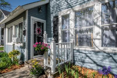 Waukesha Single Family Home Active Contingent With Offer: 232 N James St