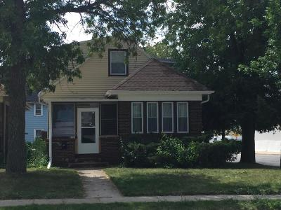 West Allis Two Family Home For Sale: 8243 W Lapham St