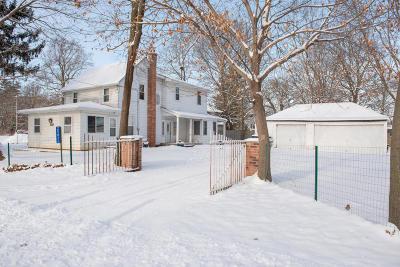 Kenosha County Single Family Home For Sale: 25826 114th St