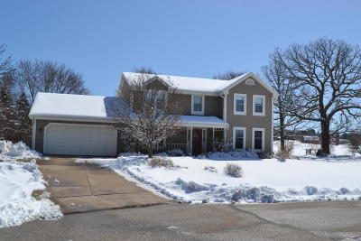 Waukesha Single Family Home Active Contingent With Offer: W275s2292 Lacustrine Way