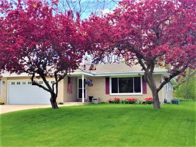 Milwaukee County Single Family Home For Sale: 5831 S 19th St
