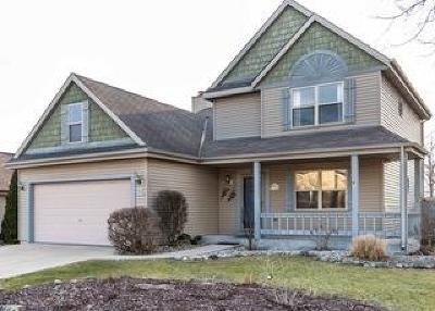 Jackson Single Family Home Active Contingent With Offer: W207n17295 Parkview Dr