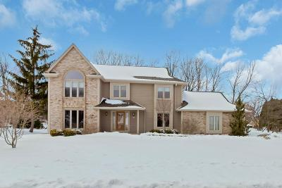 Waukesha County Single Family Home For Sale: 3955 S Woodhill Ln