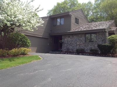 Menomonee Falls Condo/Townhouse For Sale: N81w13635 Golfway Dr #C