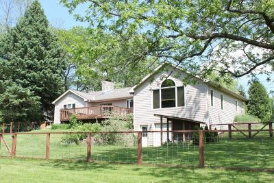 Cedarburg WI Single Family Home Active Contingent With Offer: $340,000
