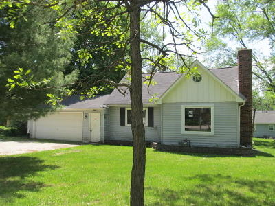 Kenosha County Single Family Home For Sale: 24901 69th Pl