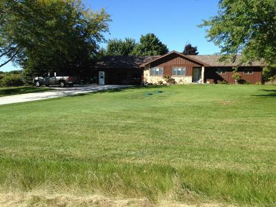 Jefferson County Single Family Home For Sale: 7008 W Pond Rd