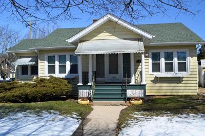Kenosha County Single Family Home For Sale: 2020 69th St