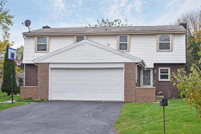 Milwaukee County Two Family Home For Sale: 1131 N 119th St #1133