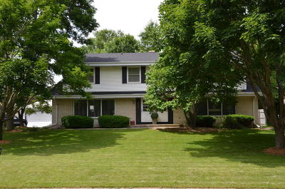 Waukesha County Two Family Home For Sale: 1515-1517 S River Road