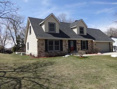 Racine County Single Family Home For Sale: 1330 River Knoll St