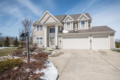 Mukwonago Single Family Home Active Contingent With Offer: 1362 Cider Cir