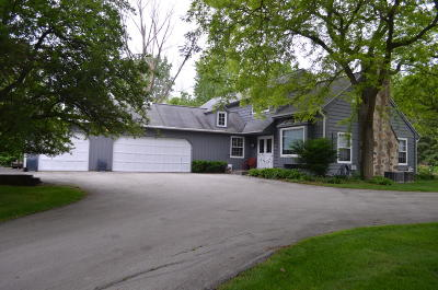 Mequon Single Family Home For Sale: 309 W Zedler Ln