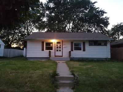 Milwaukee County Single Family Home For Sale: 3265 S 63rd St