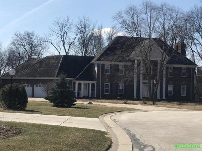Brookfield Single Family Home For Sale: 2710 Chadwick Ct
