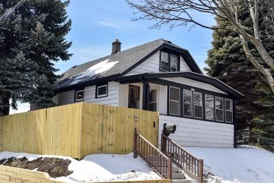 Milwaukee County Single Family Home For Sale: 6221 W Dixon