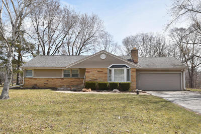 Ozaukee County Single Family Home For Sale: 11316 N Rosewood Dr.