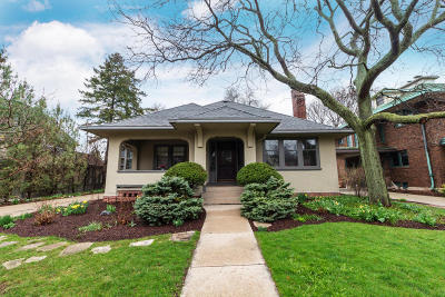 Shorewood Single Family Home Active Contingent With Offer: 2648 E Shorewood Blvd