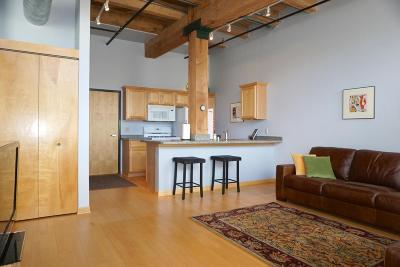 Milwaukee County Condo/Townhouse For Sale: 200 S Water St #111