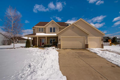 Saukville Single Family Home Active Contingent With Offer: 348 S Maple Ln