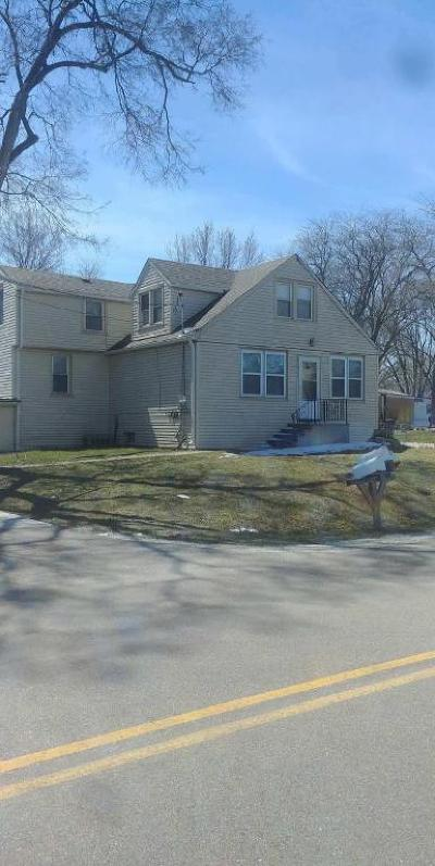 Kenosha County Multi Family Home For Sale: 3617 27th St